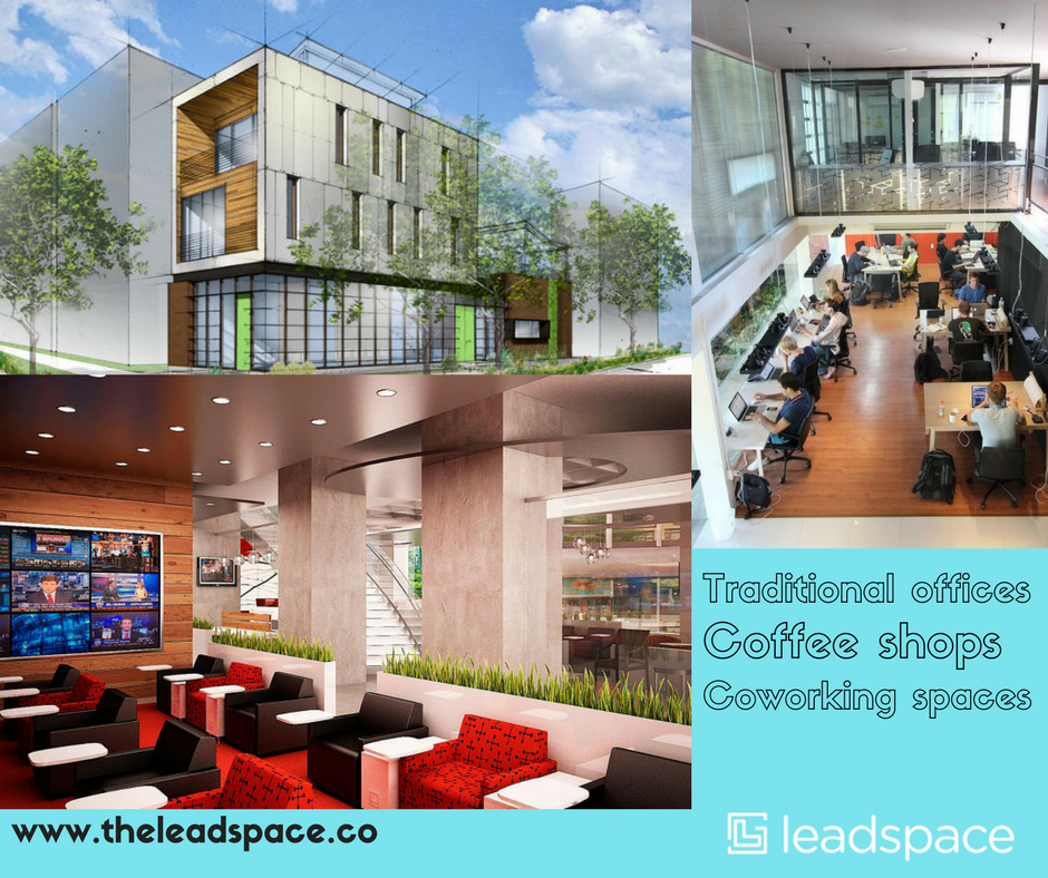 Office space at theleadspace