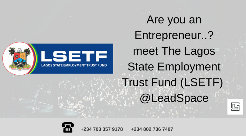 Loan for Entrepreneurs at Leadspace