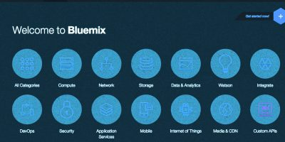 IBM Bluemix awareness program