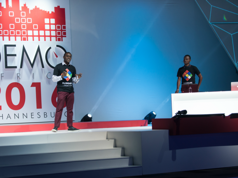 Demo Africa Pitch Session