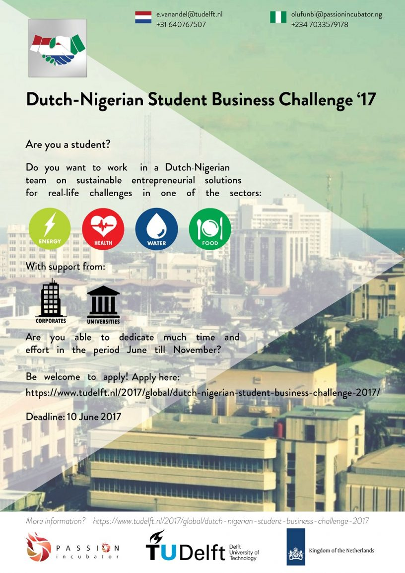 Student Business Challenge